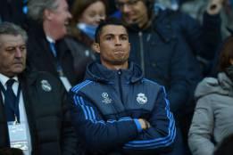 Cristiano Ronaldo, lesionado: posible baja para la vuelta