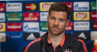"""Xabi Alonso: """"No me sorprende el Atlético, está en el Top-5"""""""