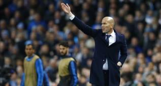 """Zidane: """"Lo importante es que el resultado es bueno"""""""