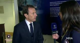 """""""Con el apoyo del Bernabéu confiamos en llegar a la final"""""""