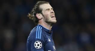 """Bale: """"¡Qué pena no marcar! ¡Os espero en el Bernabéu!"""""""