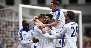 La plantilla del Leicester City duplica su valor de mercado