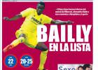 Mundo Deportivo: Bailly como opción low cost para la defensa