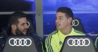 El Madrid no hubiera empatado con James, creen en Colombia