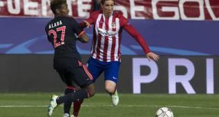 """Saúl marcó un gol fantástico; una pena ese tiro al palo"""