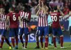 El 1-0 en la ida le sirvió al Atlético seis veces de nueve
