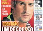 El Benfica piensa en Coentrao,