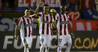 Michael Santos ilusiona con goles: suma 14 y 10 asistencias