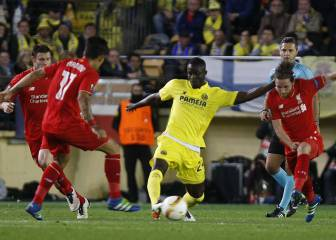 Villarreal-Liverpool en imágenes