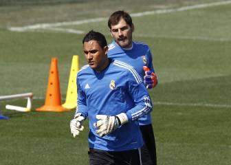 Keylor Navas mejora las cifras de Iker Casillas como titular