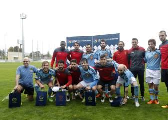 El Espanyol vive la experiencia de jugar sin comunicarse