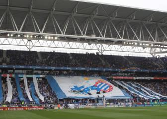 El RCDE Stadium, como ante Barcelona y Real Madrid