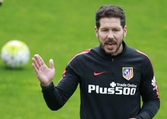 Apelación mantiene la sanción de tres partidos a Simeone