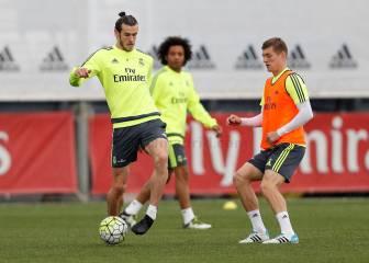 Bale podría descansar en Anoeta pensando en el City