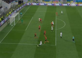 Anulado un gol a Gameiro por un discutible fuera de juego