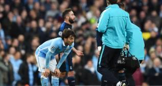 Silva no jugará en el Bernabéu