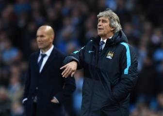 Pellegrini hace 'un Mourinho':