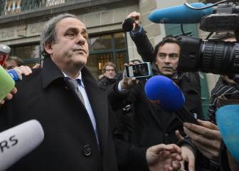 Michel Platini expone ante el TAS su última vía de defensa