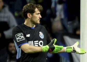 Casillas sí jugará en casa: volverá ante el Sporting
