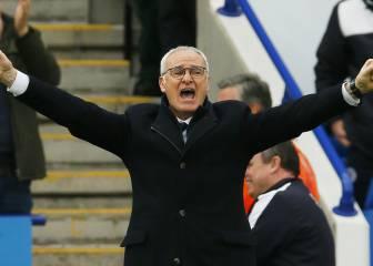Ranieri ganará una prima de 6,4 M€ si levanta la Premier