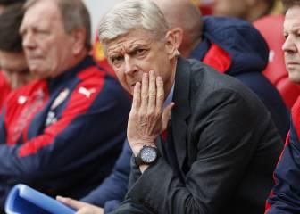 Wenger culpa a la afición del Arsenal de no ganar la Premier