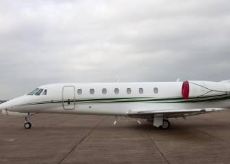 Neymar compró un avión de nueve millones de dólares