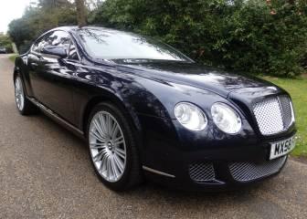 ¿Quieres el Bentley que tuvo Cristiano? Vale 83.500 euros