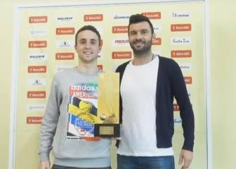 Diogo Jota, mejor joven de la liga portuguesa de marzo