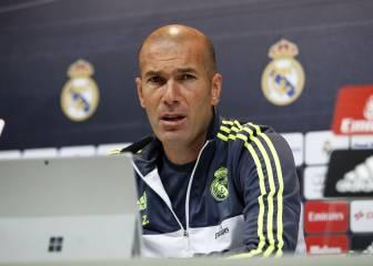 Zidane y el conflicto médico: