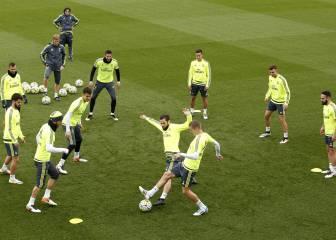 Zidane deja a Kroos fuera de la convocatoria ante la Real