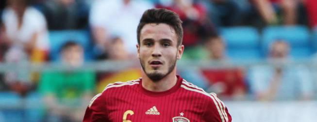 Saúl se abre hueco en la lista de España a la Eurocopa de Francia