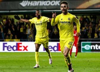 Cuarto gol de Adrián en unas semifinales europeas