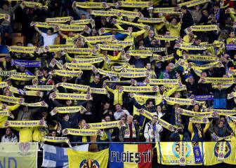 Unos 2.000 seguidores del Villarreal estarán en Anfield