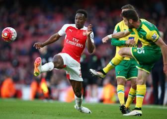 Welbeck tira del Arsenal