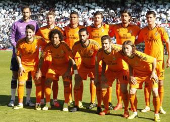 Sin Cristiano ni Benzema el Real Madrid no gana en Liga