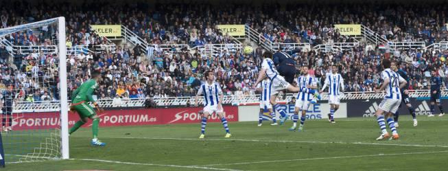 Para esto llegó Bale