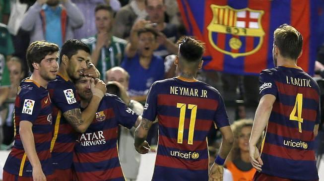 Westermann desatasca al Barça