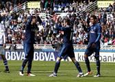 Primera victoria del Madrid en Liga sin Cristiano ni Benzema