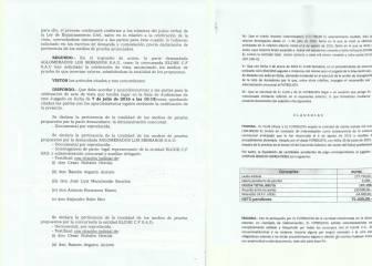 Continúa la polémica con la hipoteca del Martínez Valero