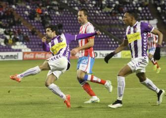 Las dos visitas del Lugo a Zorrilla se saldaron 0-0