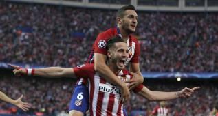 Apuestas: el Atlético, favorito para pasar a la final de Milán
