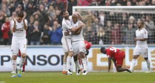 Klopp hizo rotaciones y el Liverpool cayó ante el Swansea