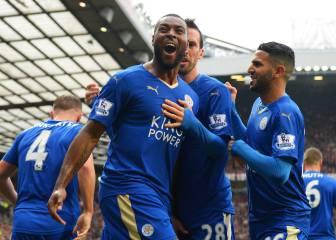 El Leicester se fía al Chelsea: si el Tottenham pincha, campeón