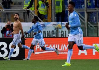 El Lazio deja al Inter sin Champions el año que viene
