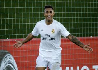 Mariano mantiene vivo el sueño del Castilla: ser primero