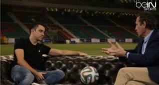 """Xavi: """"Casillas ha sido un incomprendido en el Madrid"""""""