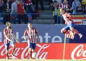 El Atlético, cómodo con el 1-0: encadena cuatro triunfos así