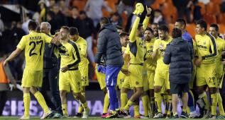 El Villarreal irá a Anfield como nuevo equipo de Champions