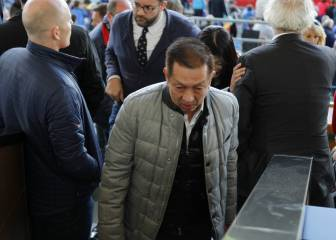 Lim, en Mestalla tras 4 meses