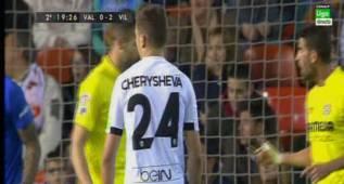El Valencia lució el apellido materno en sus camisetas